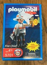 Playmobil 5701 Fire Chief