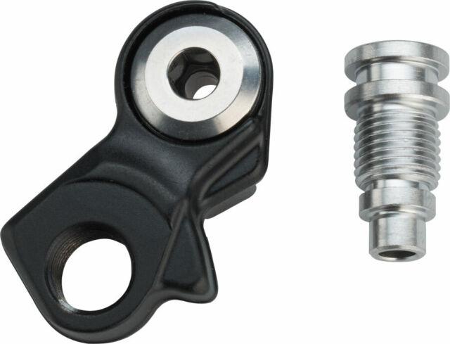 Shimano XT RD-M786//M781 SLX RD-M675 /& Deore RD-M610 Rear Derailleur Bracket Axle