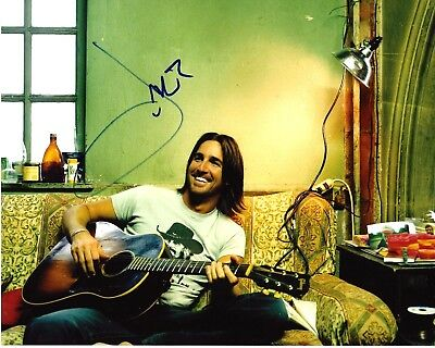 Useful Country Singer Jake Owen Hand Signed 8x10 Inch Photo A W/coa Entertainment Memorabilia
