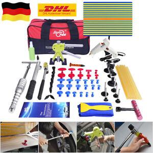 PDR Ausbeulset Dellenlifter Ausbeulschild Ziehe-brücke Dellen Entfernung Kit