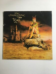 Toyah-The-Changeling-Vinyl-UK-1982-Safari-Original-LP-With-Inners