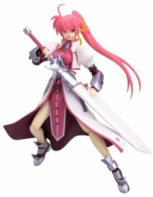Figma 039 Magical Girl Lyrical Nanoha StrikerS Signum Knight ver. Figure