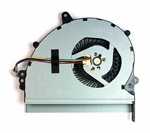 raffreddamento fan cpu di processore X301A ASUS pOnqAxFwC