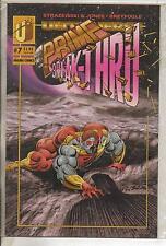 Malibu Comics Prime #7 December 1993 Break-Thru NM
