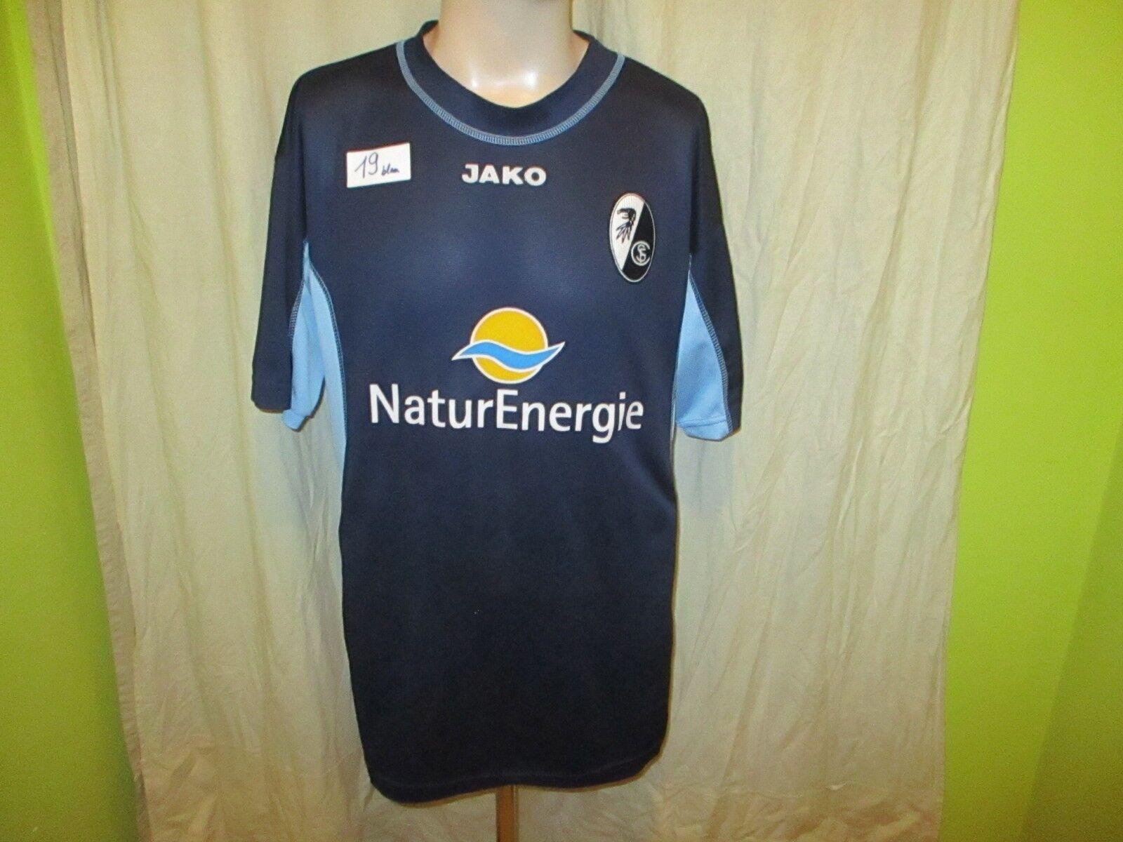 SC Freiburg Original Jako Auswärts Trikot Trikot Trikot 2002 03  Natur Energie  Gr.XXL TOP a7e42f