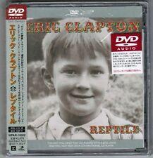 Sealed! ERIC CLAPTON Reptile JAPAN DVD-AUDIO WPAR-10022 Free S&H/P&P