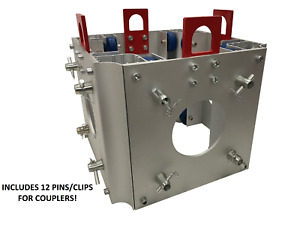 12? Square Box Truss Ground Support Sleeve Block Fits Global F34 Gt-block