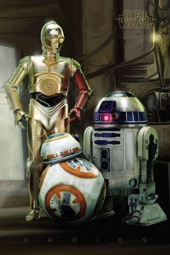 droids-pp33653-POSTER-NEUF Star Wars Episode 7 VII