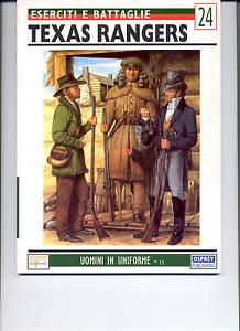 USA-TEXAS-RANGERS-UNIFORMI-A-COLORI-E-STORIA-LIBRO-DI-64-PAG-COME-NUOVO