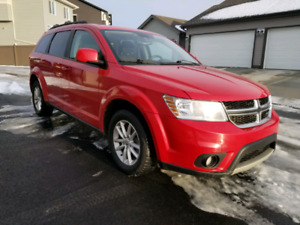 2014 Dodge Journey SXT- 130,000kms, Bluetooth, Well Maintained