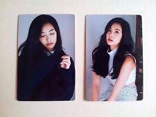FX F(X) 2016 Season's GREETINGS CALENDAR [ OFFICIAL ] PhotoCard Group Set