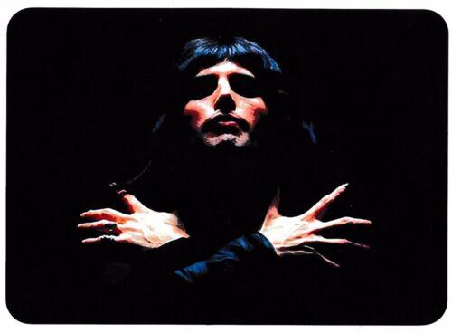 Freddie Mercury Vinilo Sticker icónica fotografía Pop Rock Freddy
