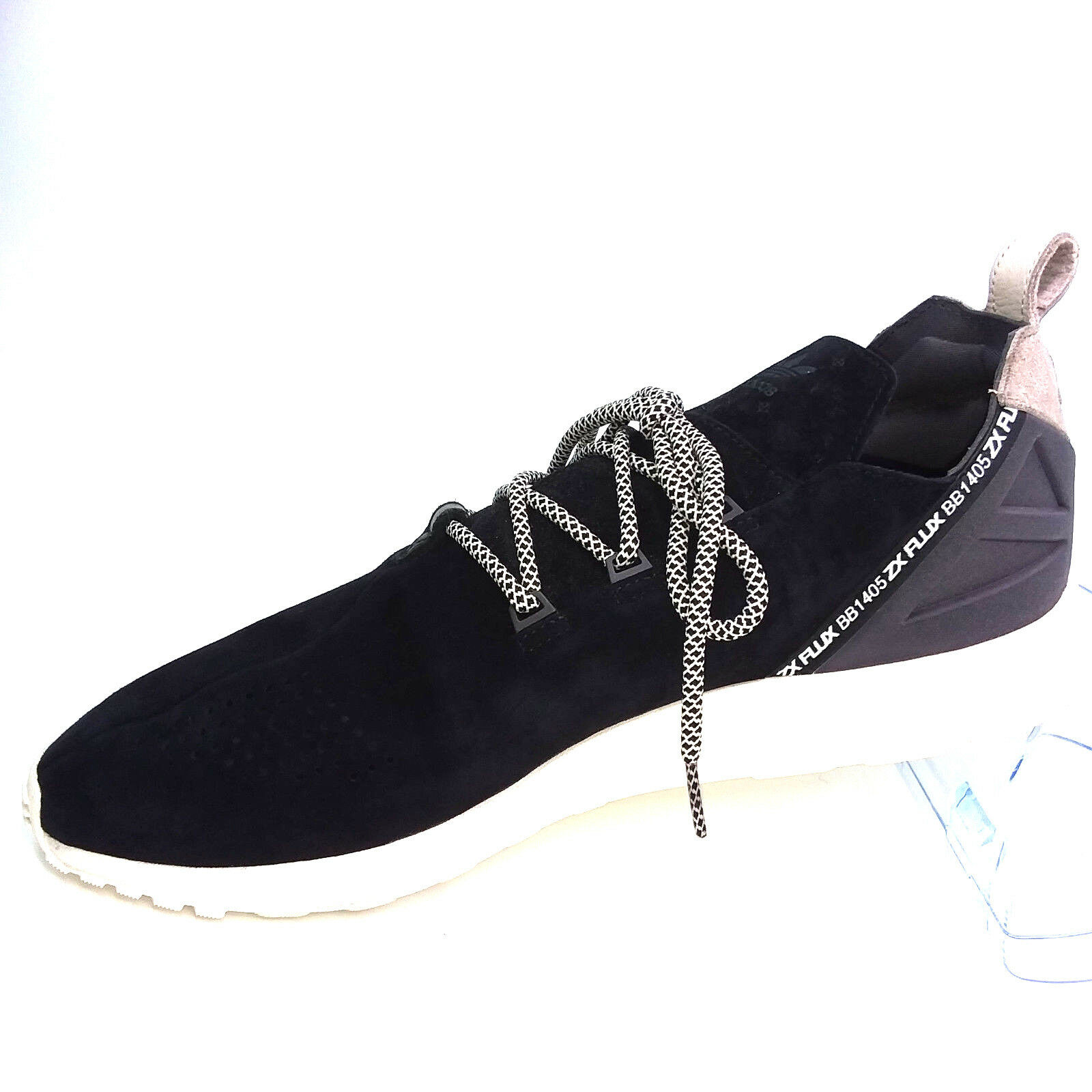 Adidas Mens Sports Sneakers Free Time Suede ZX Flux