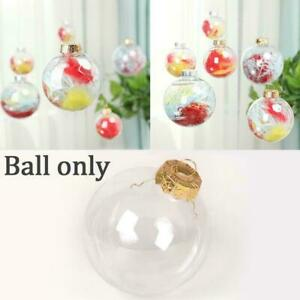 Plastic-Ball-Baubles-Sphere-Fillable-Christmas-Tree-Hanging-Ornament-Home-Decor
