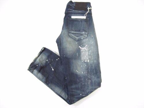 Homme 29 Jeans Nwt Co Prps barracuda Blu Nouveau Regualr Goods Sducito Adhᄄᆭrent YvIfgy6mb7