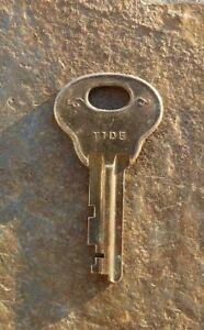 Antique Steamer Trunk Key Corbin TTD5 Corbin Cabinet Lock Co TTD5 ...