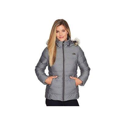 The North Face Women's Gotham II Jacket in TNF Medium Grey Heather Sz S-XL NEW
