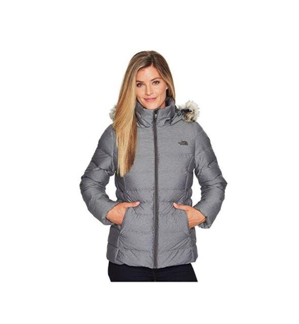 3f901048ab4c0 ... shopping the north face womens gotham ii jacket in tnf medium grey  heather sz s xl