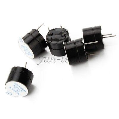 20pcs 5V Active Magnetic Piezo Buzzer Continuous Sound Beep Tone Alarm