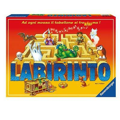 Gioco Da Tavolo Di Societa' Labirinto Magic Ravensburger