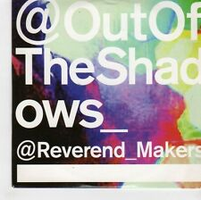 (GF931) Reverend And The Makers, Out Of The Shadows - 2012 DJ CD