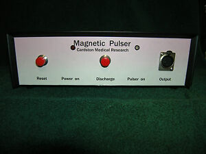 Details about BECK MAGNETIC PULSER PLUS WITH RARE EARTH MAGNET WAND