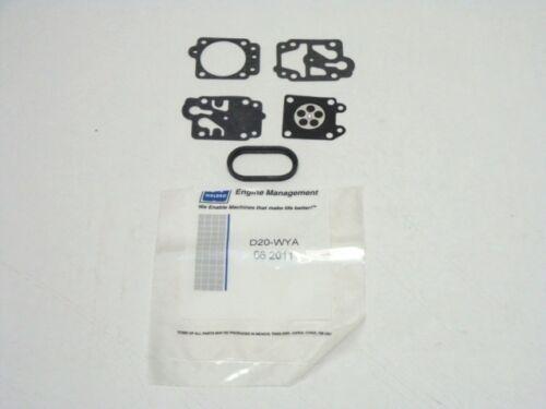 D20-WYA Genuine Walbro WYA Carburetor Diaphragm /& Gasket Kit