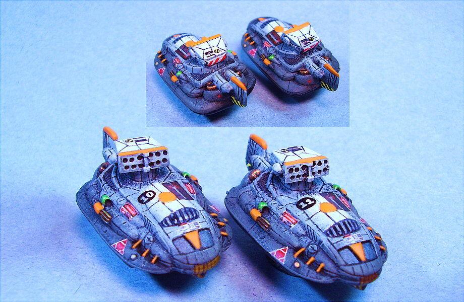slåsstech målade Pegasus tankar slagmech WoB