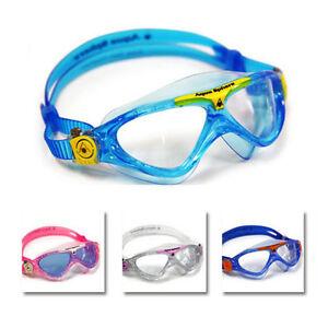 Aqua-Sphere-Vista-Junior-Youth-Swimming-Goggles-Masks-Childrens-Kids-Swim-Goggle