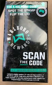 Details about 10 Marlboro Codes = 1000 Points Codes Rewards See Photos To  View Some Items New