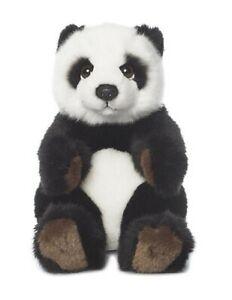 WWF-00543-Panda-Sitting-15-CM-Soft-Stuffed-Toy-Plush-Collection