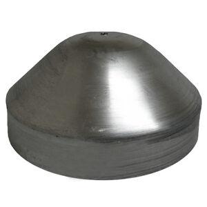 "6""/150mm NOSE CONE/CAP FOR FLEXIBLE FLUE LINER CHIMNEY"