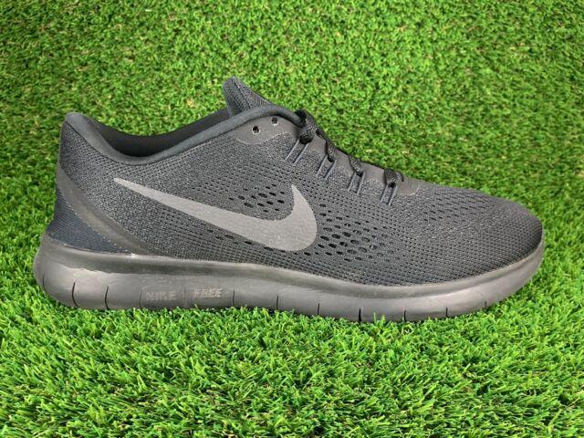 Nike Free RN Triple Black - 831508-002