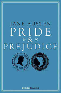 Pride-and-Prejudice-Collins-Classics-by-Austen-Jane-NEW-Book-Paperback-FR