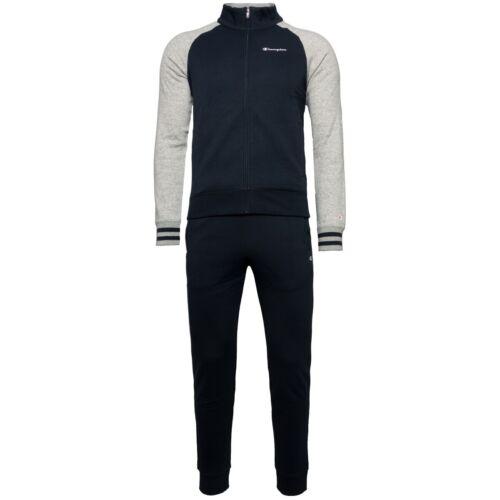 Champion Full Zip Suit Trainingsanzug Zweiteiler Fitness Sportanzug 214897-BS501