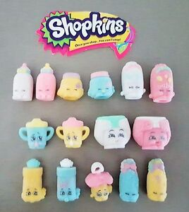 Image Is Loading SHOPKINS Season 2 FLUFFY BABIES Special Edition Pick