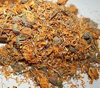 Organic Dried Marigold Flowers (calendula Officinalis) 2 Oz., New, Free Shipping on Sale