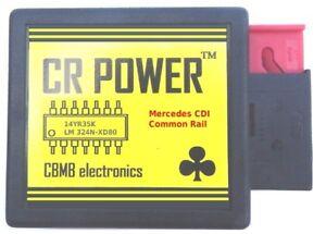 Chiptuning ChipPower CR1 f/ür C-Klasse C270 CDI W203//S203 170PS Tuning Box Diesel