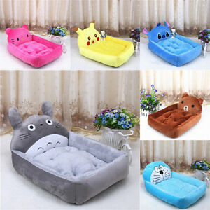 Cartoon Pet Dog Cat Bed Mat Durable Kennel Doggy Puppy Cushion Basket Stack Pad.