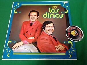 Los-Dinos-Self-Titled-Texas-Spanish-Latin-Tejano-Vinyl-LP-USED-Piranha-Records