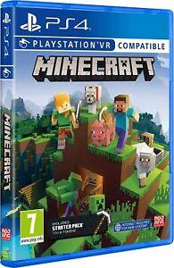 Minecraft - Starter Collection (PS4 PlayStation 4) (NEU & OVP) (Blitzversand)