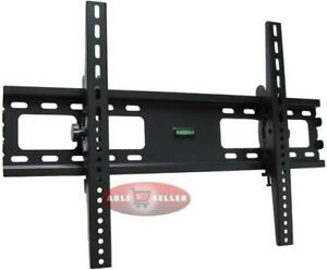 LCD-LED-PLASMA-FLAT-TILT-TV-WALL-MOUNT-BRACKET-32-37-42-46-50-52-55-57-60-65-70