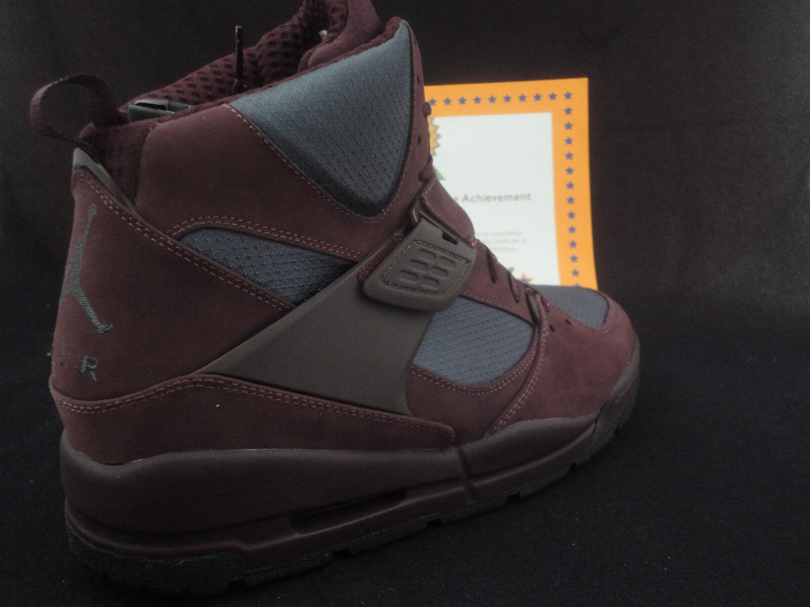 Nike air jordan flug 45 trk, ds trekking, sz - 14, burgunder, 2011 ds trk, spizike stiefel cb3ce0