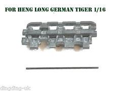 Heng Long German Tiger Tank Metal Track Caterpillar Links Segments UK