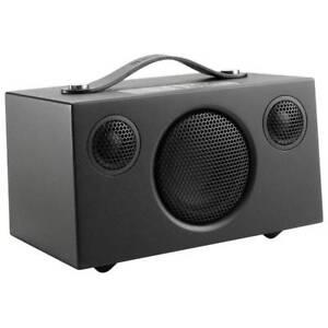 Audio-Pro-C3-Inalambrico-Bluetooth-Altavoz-de-sala-de-multiples-Airplay-Compacto-Negro-Exterior