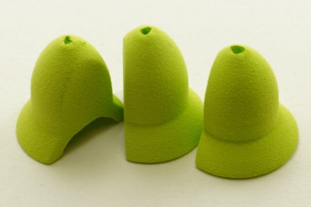 Rainy/'s Foam Diver Heads Sm Olive NEW FREE SHIPPING