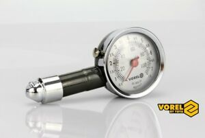 Reifendruckpruefer-Reifendruckmesser-PKW-Luftdruckpruefer-Messgeraet-Manometer