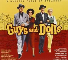 Guys and Dolls Original Music from the Movie Soundtrack by Original...