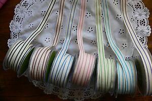 Organic-Cotton-Striped-Braid-15mm-wide-3-Metre-Lengths-7-Colour-Choice-BLD1