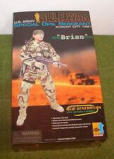 DRAGON 1/6 MODERN US BRIAN SPECIAL OPS SERGENANT KUWAIT CITY 1991 GULF WAR 10TH